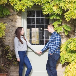 Autumn engagement photography 27