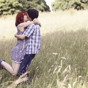 spring engagement photography 1