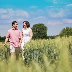 summer engagement photography 6